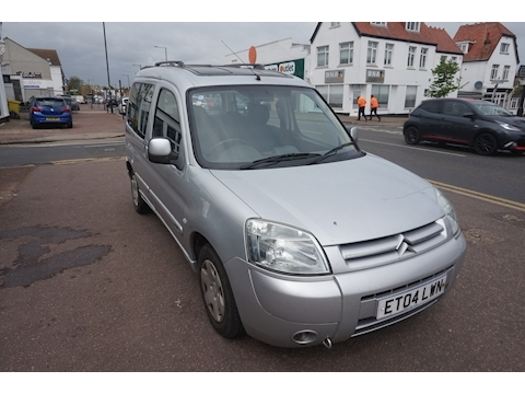 Citroen Berlingo D Multispace Desire Estate 1.9 Manual Diesel