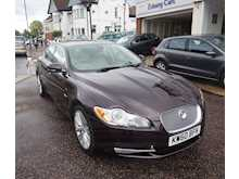 Xf V6 Premium Luxury Saloon 3.0 Automatic Diesel