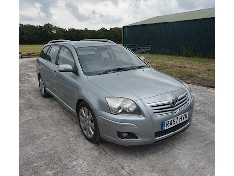 Toyota Avensis D-4D Tr Tourer Estate 2.0 Manual Diesel
