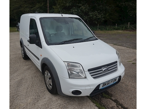Ford Transit Connect T220 Trend Lr P/V Panel Van 1.8 Manual Diesel