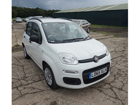 Fiat Panda Easy Hatchback 1.2 Manual Petrol