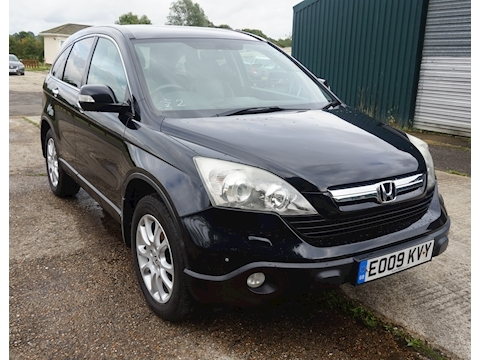 Honda Cr-V Ctdi Ex Estate 2.2 Manual Diesel