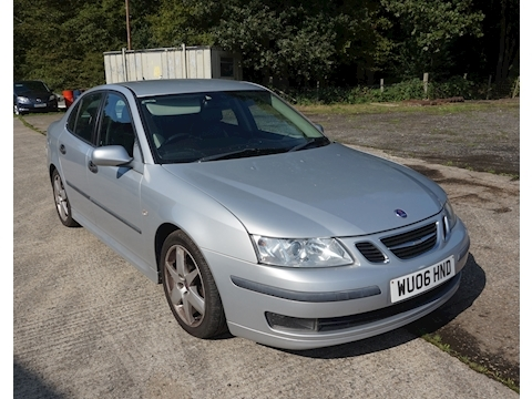 Saab 9-3 Dth Vector Sport Saloon 1.9 Manual Diesel
