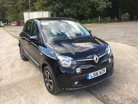 Renault Twingo Dynamique Energy Tce S/S Hatchback 0.9 Manual Petrol