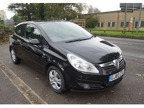 Vauxhall Corsa Energy Ecoflex Hatchback 1.0 Manual Petrol