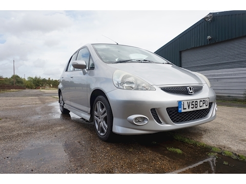 Honda Jazz Dsi Sport Hatchback 1.3 Manual Petrol