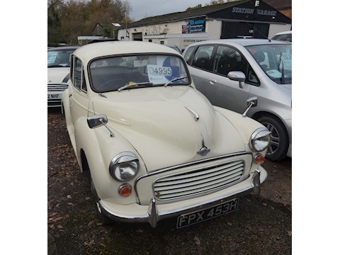 Morris Minor 1000 1.1 2dr Saloon Manual Petrol