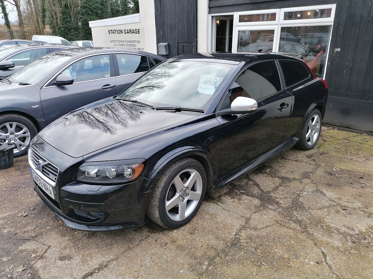C30 D Se 1.6 3dr Coupe Manual Diesel