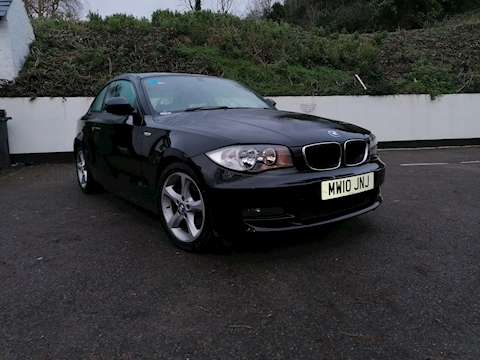 BMW 1 Series 118D Se Coupe 2.0 Manual Diesel