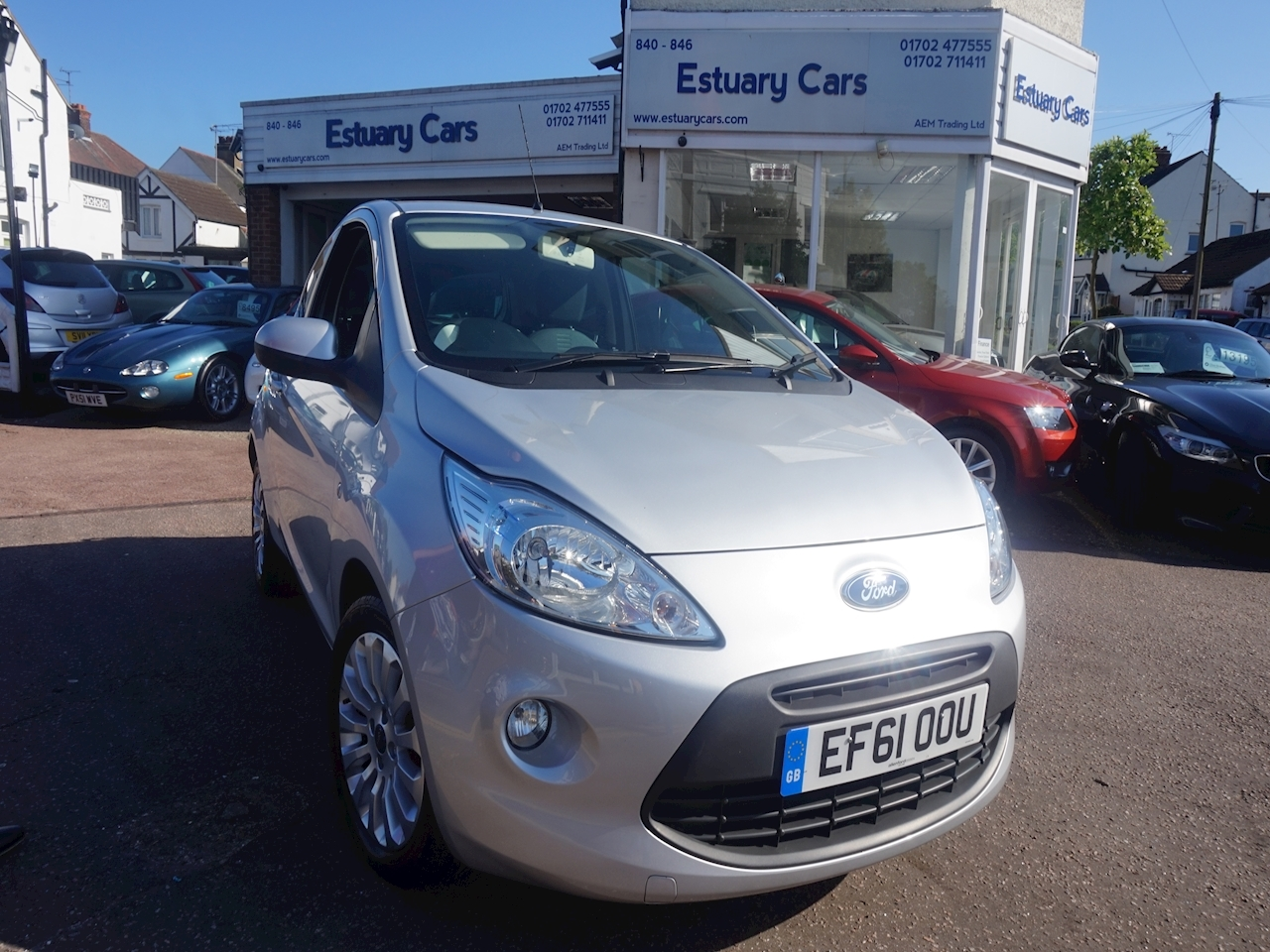 Ford Ka Zetec Hatchback   Manual Petrol
