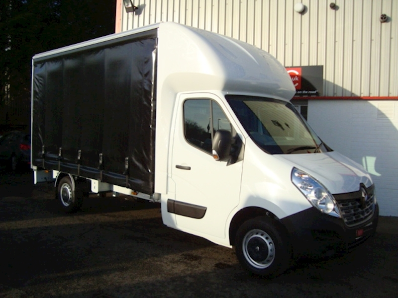 Master LL35 2.3 DCi (125) 2.3 2dr Curtain Side Van Manual Diesel