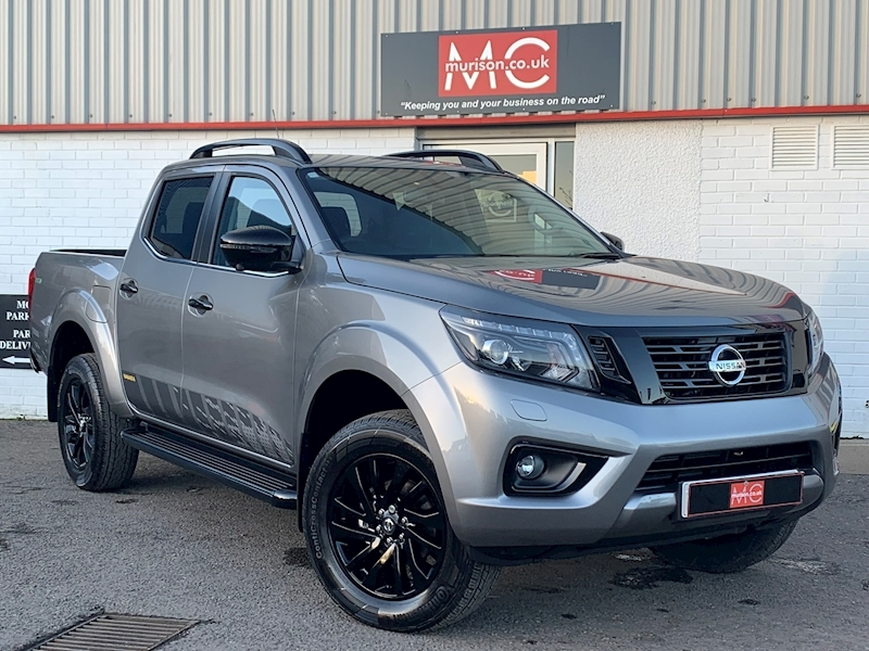 Navara Tekna \ N-Connecta \ N-Guard 2.3 4dr Pick-Up Manual or Auto Diesel