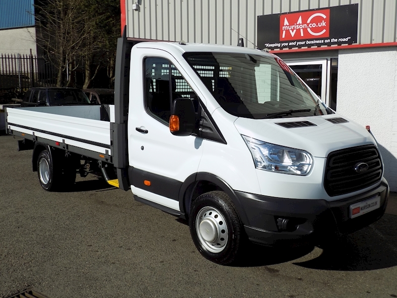 Transit 2.2 TDCi (130) L4 or L3 Alloy Dropside 2.2 2dr Dropside Manual Diesel