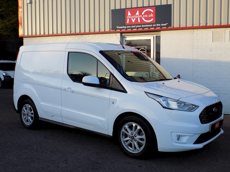 Transit Connect Limited 1.5 5dr Small Van Manual Diesel