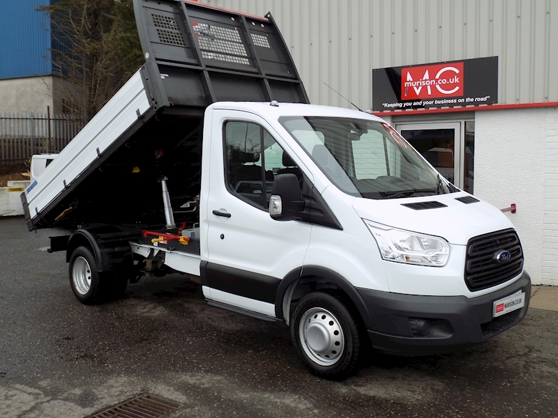 Transit 2.2 TDCi (130) L2 or L3 2.2 2dr Tipper Manual Diesel