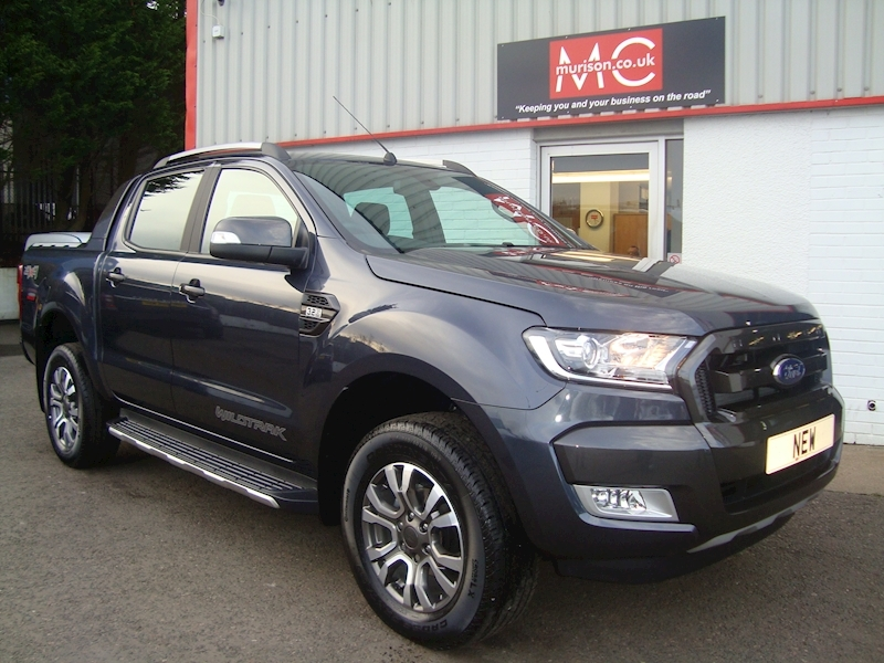 Ranger Wildtrak 3.2 TDCi (200) 3.2 4dr Pick-Up Manual or Auto Diesel