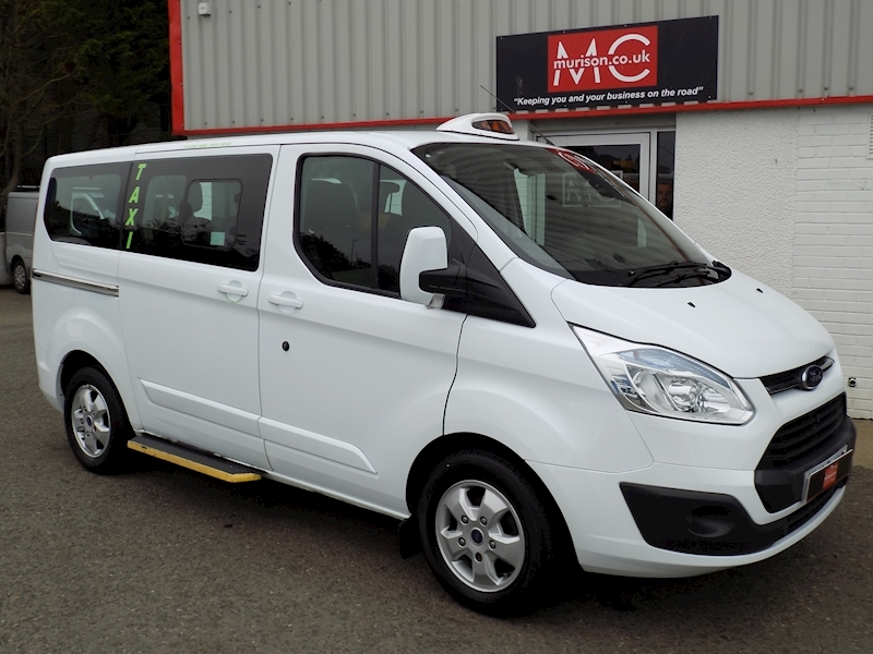 Transit Tourneo Custom 300 Limited Voyager FX8 (125) 2.2 5dr WAV Manual Diesel