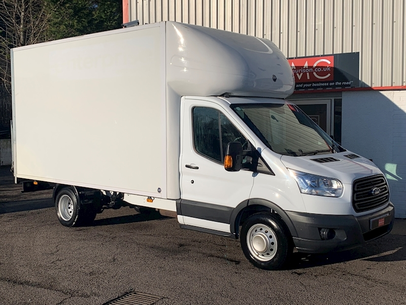 Transit 350 2.2 TDCi (125) L4 Luton Tail-Lift 2.2 2dr Luton Manual Diesel