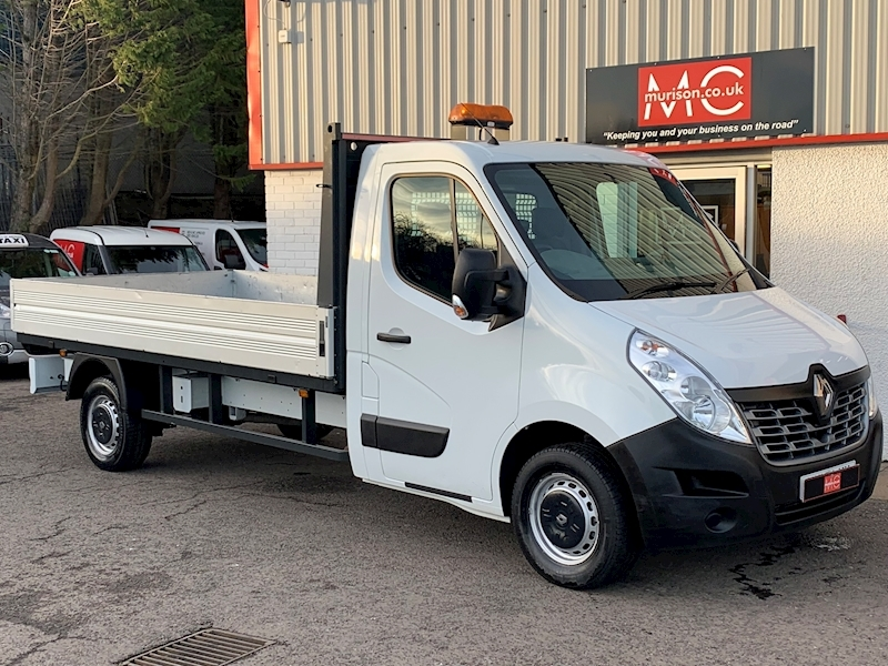 Master LL35 Business 2.3 DCi (125) L3 2.3 2dr Dropside Manual Diesel