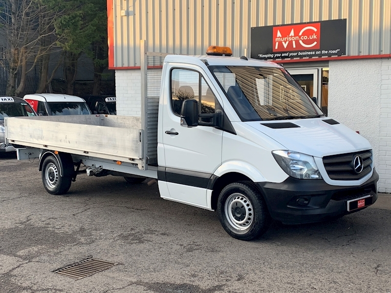Sprinter 313 2.1 CDi (129) LWB 2.1 2dr Dropside Manual Diesel