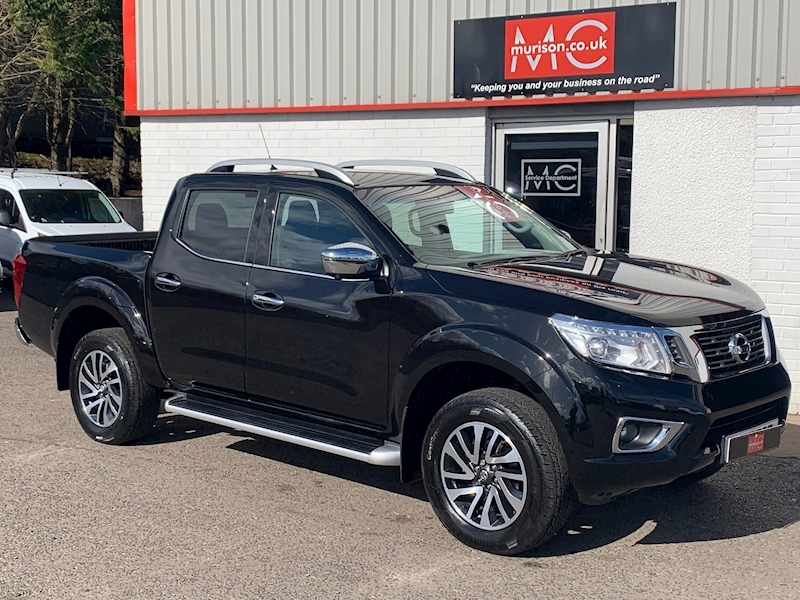 Navara Tekna 2.3 DCi (190) 2.3 4dr Pick-Up Manual Diesel