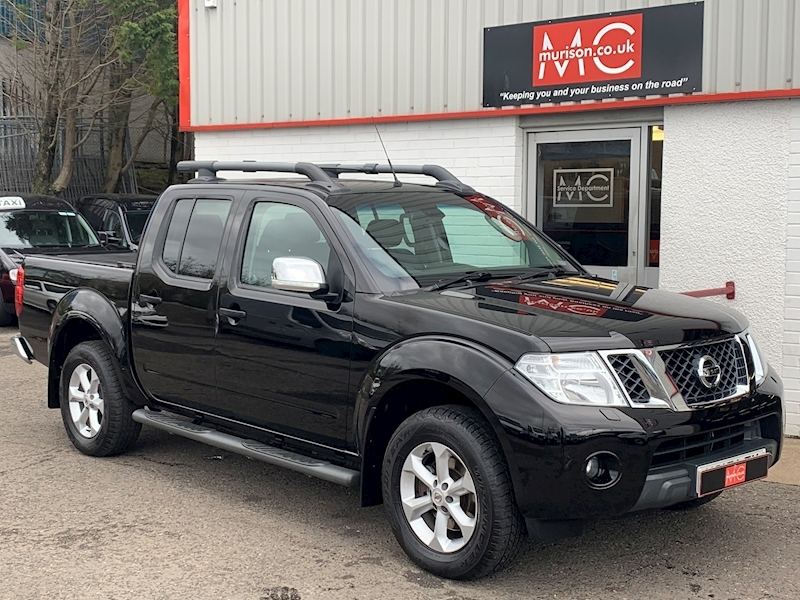 Navara Tekna 2.5 DCi (190) 2.5 4dr Pick-Up Automatic Diesel
