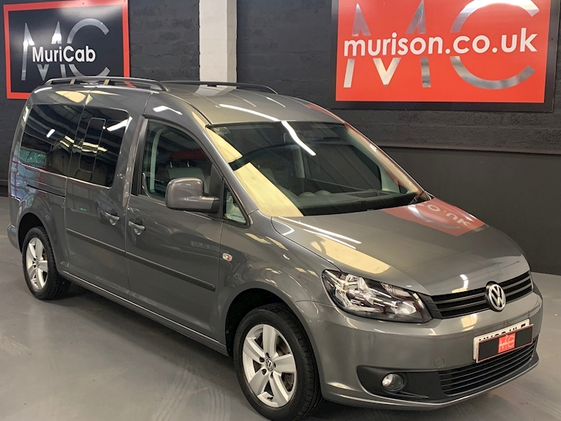 Caddy Maxi Vista C20 1.6 TDi (102) 1.6 5dr WAV Manual Diesel