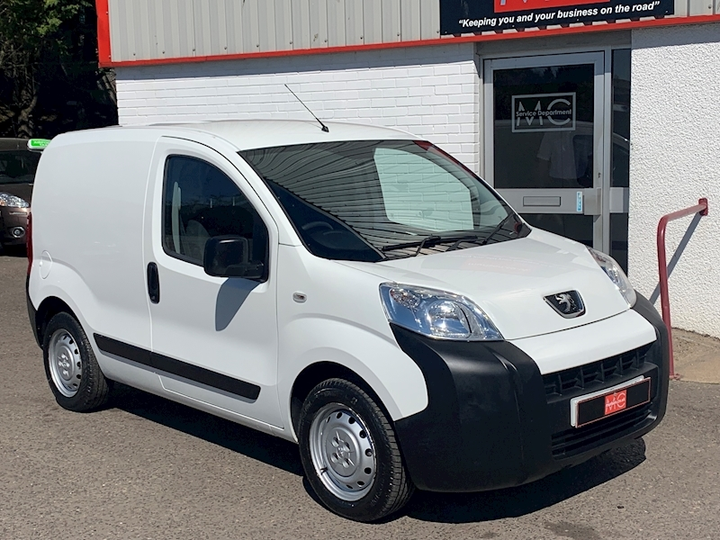 Bipper S 1.3 HDi (75) 1.3 5dr Small Van Manual Diesel