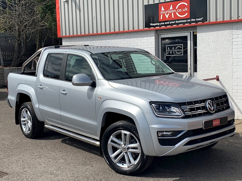 Amarok Highline 3.0 V6 TDi (224) 4Motion BMT 3.0 4dr Pick-Up Automatic Diesel