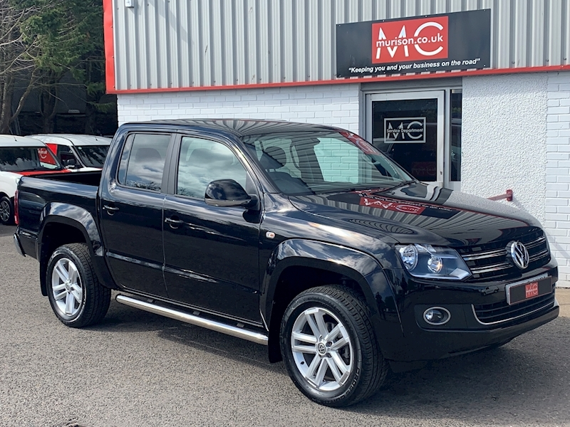Amarok Highline 2.0 BiTDi (180) 4Motion BMT 2.0 4dr Pick-Up Automatic Diesel