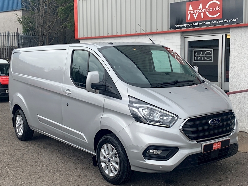 Transit Custom 300 Limited 2.0 TDCi EcoBlue (130) L2 2.0 5dr Large Van Manual Diesel