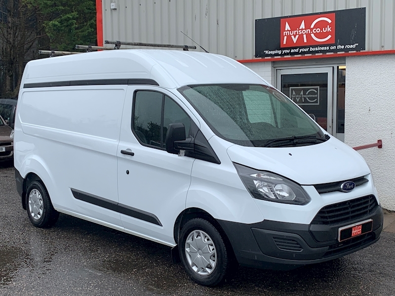 Transit Custom 290 2.2 TDCi (125) L2H2 2.2 5dr Large Van Manual Diesel