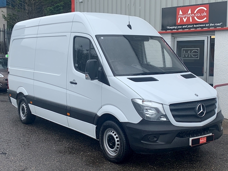 Sprinter 313 2.1 CDi (130) MWB H/Roof 2.1 5dr Large Van Manual Diesel