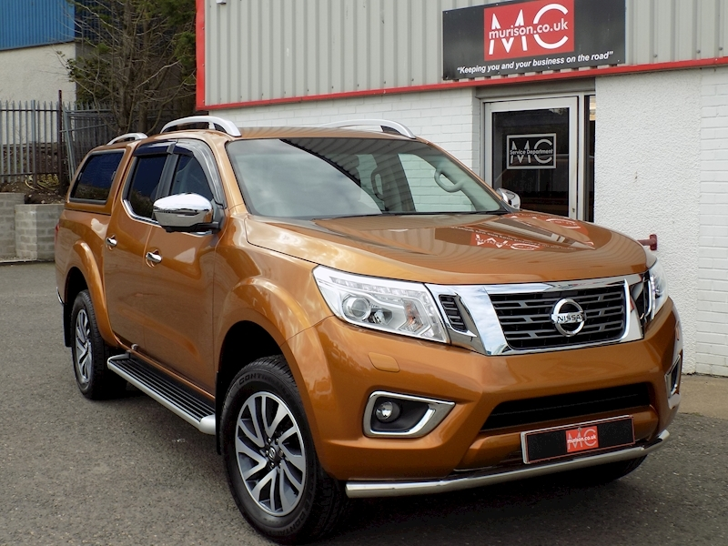 Navara Tekna 2.3 DCi (190) 2.3 4dr Pick-Up Automatic Diesel