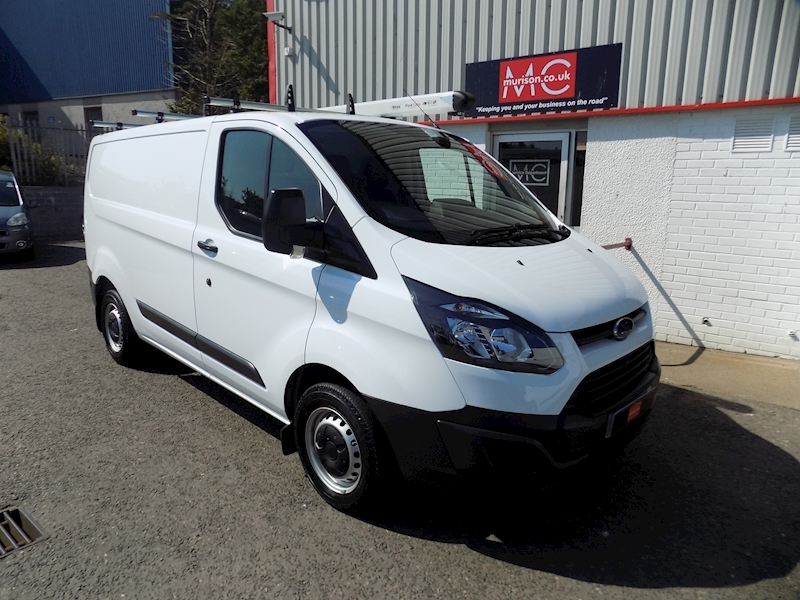 Transit Custom 290 2.2 TDCi (100) L1H1 2.2 5dr Large Van Manual Diesel