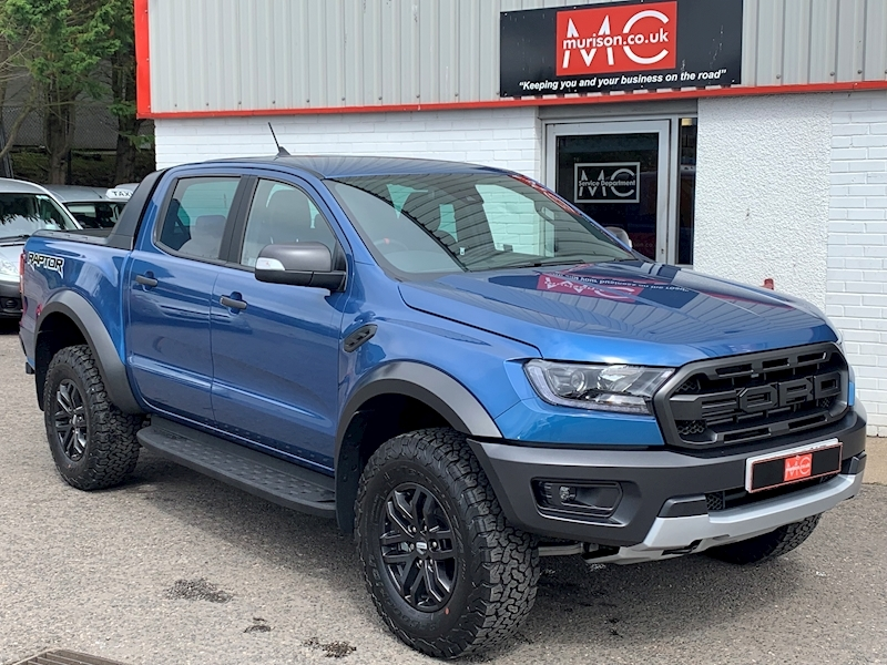 Ranger Raptor 2.0 Bi-Turbo EcoBlue (210) 2.0 4dr Pick-Up Manual Diesel