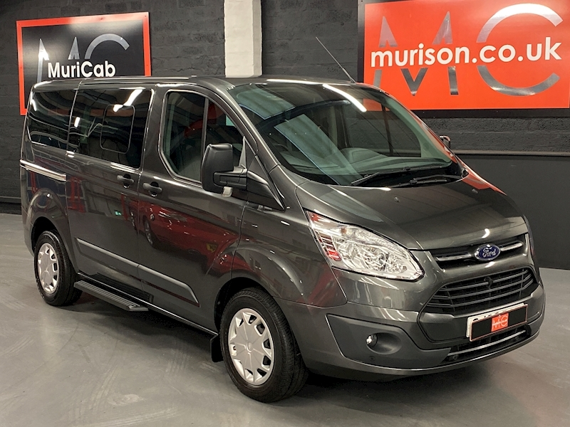 Tourneo Custom 310 Independence 2.0 EcoBlue (105) L1 2.0 5dr WAV Manual Diesel