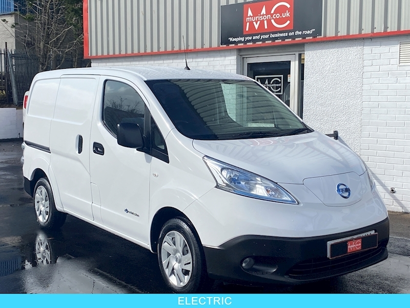 e-NV200 Acenta 24 kWh Electric 0.0 5dr Electric Van Automatic Electric