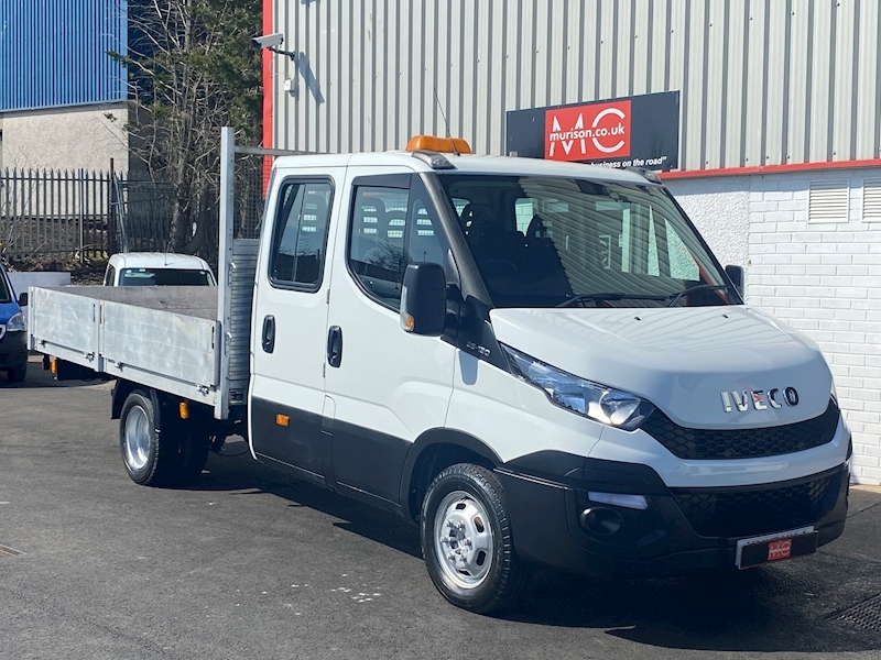 Daily 35c13 2.3 (130) Crew Cab Dropside 2.3 4dr Dropside Manual Diesel