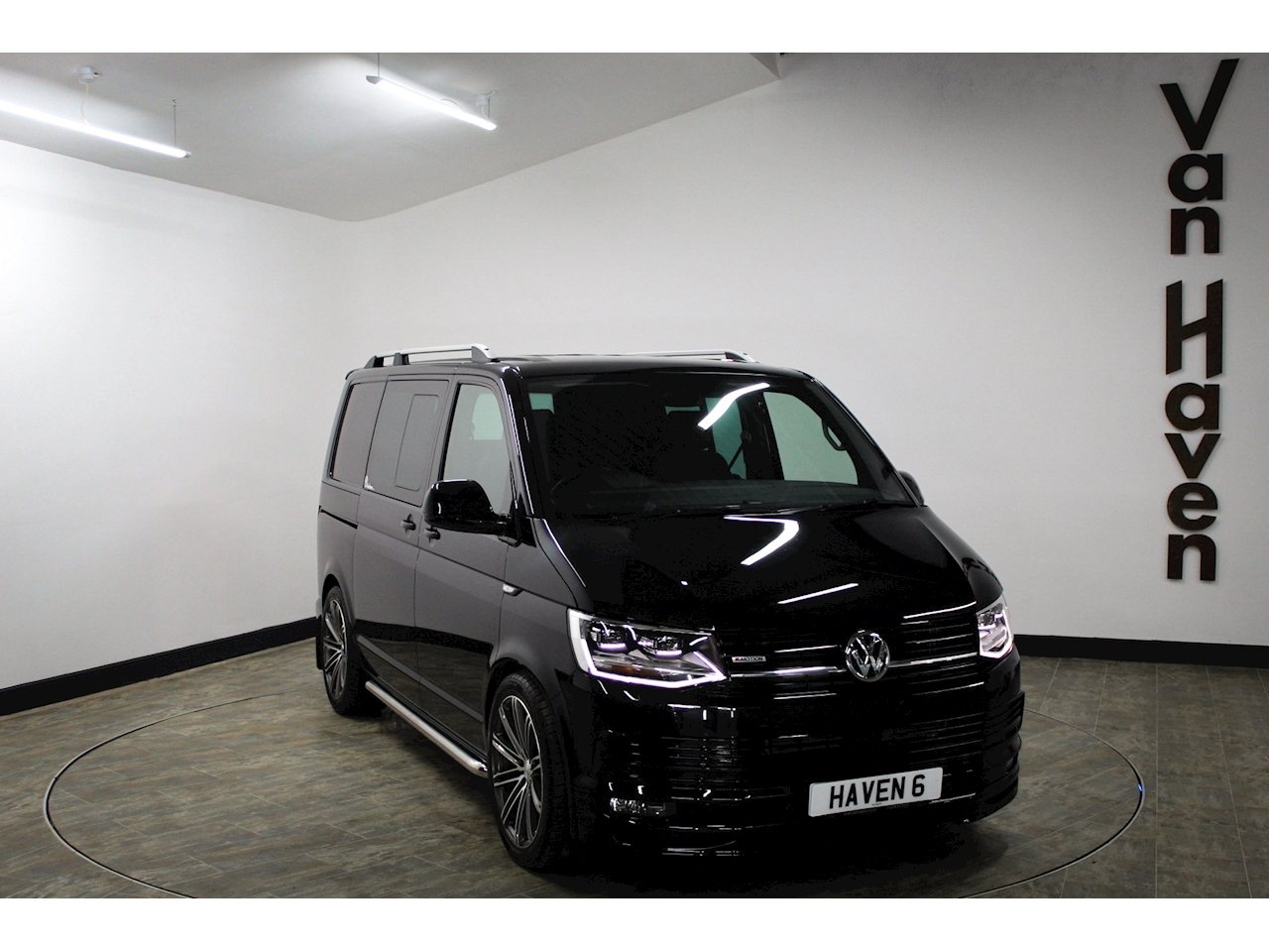 Transporter T32 Tdi Haven 6 Kombi Highline 4 motion BMT 204 4dr swb kombi DSG diesel