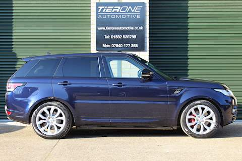 Range Rover Sport Autobiography Dynamic Hybrid Estate 3.0 Automatic Diesel/Electric