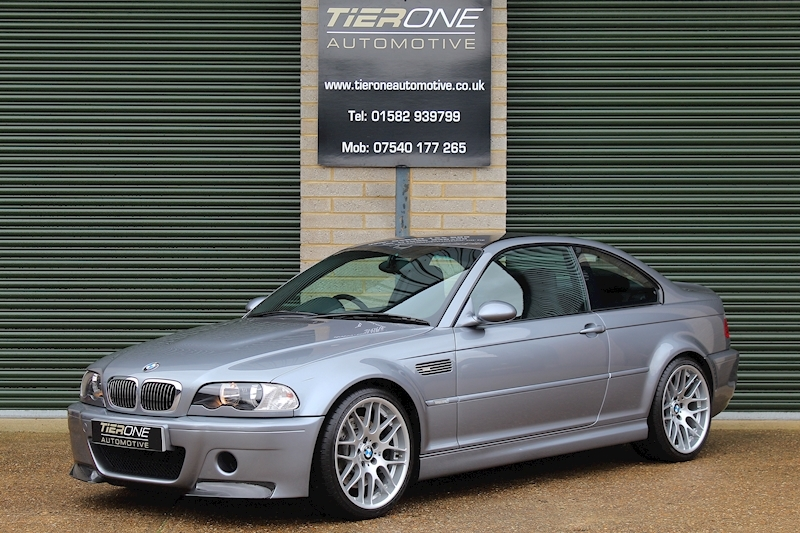 M3 CSL Coupe 3.2 Manual Petrol