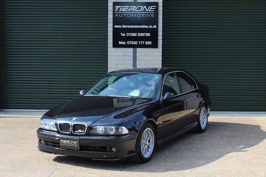 BMW E39 5 series 530i 20th Anniversary Edition