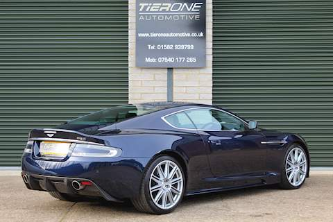 Dbs DBS Coupe 5.9 Touchtronic Petrol