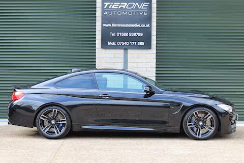M4 COMPETITION PACK Coupe 3.0 Semi Auto Petrol