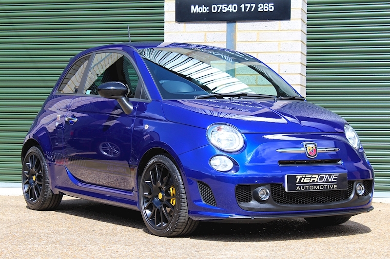 Abarth 595 YAMAHA FACTORY RACING - Large 23