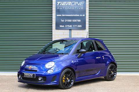 Abarth 595 YAMAHA FACTORY RACING - Large 0