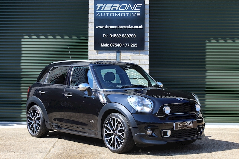 Mini Countryman COOPER S ALL4 - Large 6