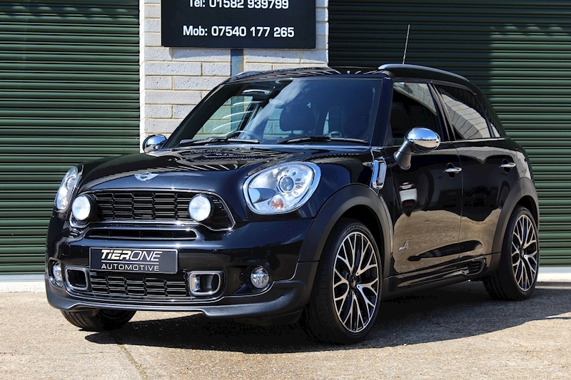 Mini Countryman COOPER S ALL4 - Large 13