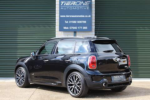 Countryman COOPER S ALL4 Hatchback 1.6 Manual Petrol
